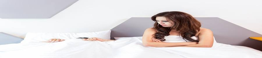 physical symptoms of stress no sleep