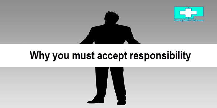 taking responsibility for your actions essay