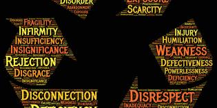 Eliminating self defeating behaviour
